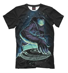b6a7261af2a3 Space T Shirts Ideas  spaceshirts  spacetshirts Космический Диджей New t- shirt psychedelic esoterics