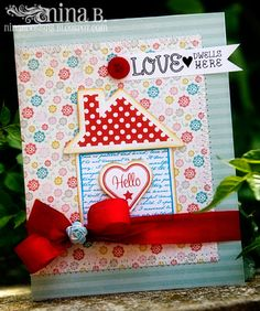 The Craft's Meow Store Blog: Introducing Love Dwells Here!