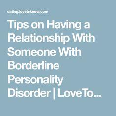 Bpd Dating a sociopath