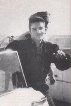 Before his two shows in Tupelo on September 26, 1956