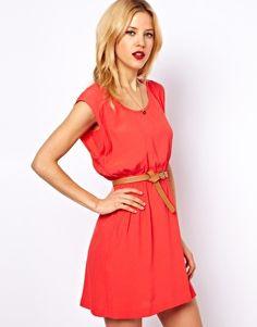 Seven Spring Dresses We Love! European Comfort…I love this style of dresses!