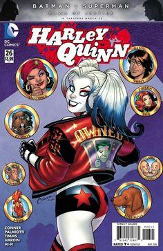Harley Quinn Owned