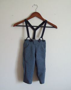 How To: Make Your Own Suspenders   Man Made DIY   Crafts for Men   Keywords: suspenders, how-to, clothing, sewing