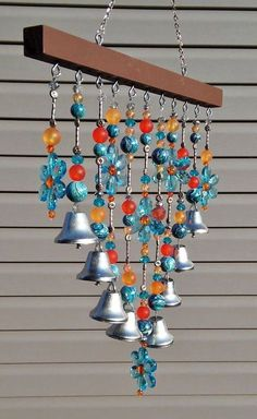 DIY Wind Chime Ideas to Try This Summer (24)