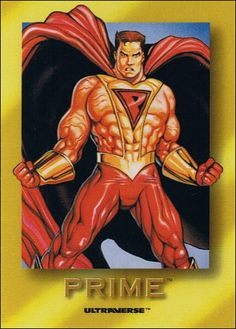 Prime (Ultraverse Rookie '93)