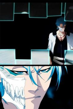 Grimmjow is back! Oh shit and dear god! My the most beloved husband is finally back, i can't wait next chapter. Grimmy 4ever in my heart ❤❤❤