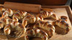 Oppskrift på horn fra Bakeriet i Lom
