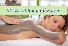 Detox with mud therapy