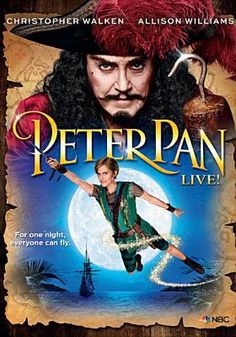 Date added 06/30/15 rated UNR This musical masterpiece tells the beloved story of Peter Pan, the mischievous little boy who ran away to Neverland.