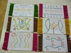 """Δραστηριότητες, παιδαγωγικό και εποπτικό υλικό για το Νηπιαγωγείο: """"Τα ελληνάκια"""" της Ευγενίας Φακίνου: 10 χρήσιμες σ... 25 March, Craft Patterns, Traditional Art, Art For Kids, Crafts, 1 Decembrie, Education, Romania, School"""