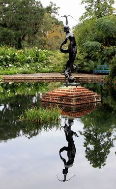 Need to go to Brookgreen Gardens- Murrells Inlet, South Carolina Statues, Places To Travel, Places To Visit, Murrells Inlet, Southern Belle, Charleston Sc, South Carolina, Places Ive Been, Beautiful Places