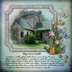 Squire's Castle by Tbear. Kit used: Love Blooms Here and Love Blooms Here Too Both by Lora Speiser http://scrapbird.com/designers-c-73/k-m-c-73_516/lora-speiser-c-73_516_512/love-blooms-here-page-kit-p-15943.html http://scrapbird.com/designers-c-73/k-m-c-73_516/lora-speiser-c-73_516_512/love-blooms-here-too-page-kit-p-15944.html