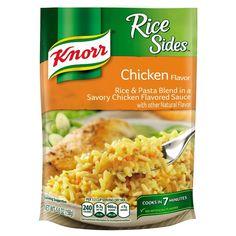 Best Knorr Rice Sides Chicken Flavor Recipe On Pinterest