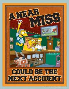 SafetyEmporium.com: The Simpsons Safety Posters
