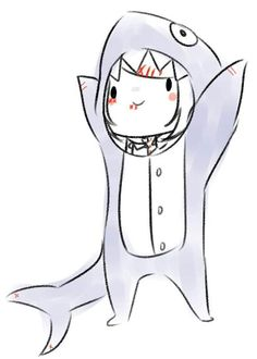 Suzu the Shark! ♥ Juuzou Tokyo Ghoul, Juuzou Suzuya, Art Manga, Anime Art, Chibi Base, Arte 8 Bits, Character Art, Character Design, Photo Chat