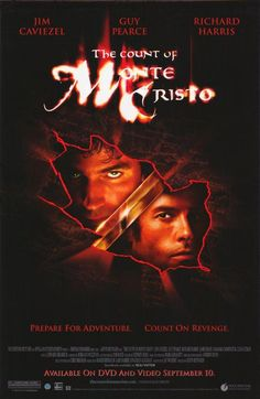 THE COUNT OF MONTE CRISTO // usa // Kevin Reynolds 2002