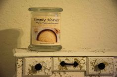 Lil' Blog and More: Simply Heaven Candles Review + Giveaway - Ends 10/30