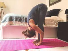 Yoga Fitness, Health Fitness, Bedtime Yoga, Fitness Inspiration, Workout Inspiration, Pilates, Fitness Motivation, Pose, Stress