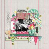A Project by ZaCola3 from our Scrapbooking Gallery originally submitted 04/20/12 at 06:16 AM