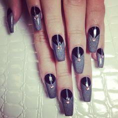 nails by Tanya Grigorash...cute