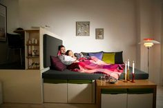 Matroshka Furniture - Compact Living Furniture Perfect for Small Spaces