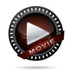Vektor: movie play