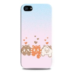 Love Cats _ Casing Handphone  Oleh Asteria
