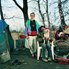 Self Portraits with Men - Dita Pepe