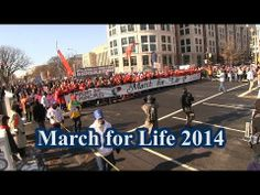 March for Life -- We're Winning & Abortion is Losing