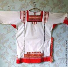 Рубаха мужская - русский стиль,русская рубаха,хлопок 100%
