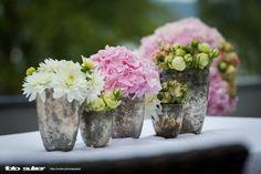 Hochzeit Weyringer Wallersee - Andrea und Bernd Glass Vase, Blog, Decor, Pictures, Flower Jewelry, Engagement, Couple, Decoration, Decorating