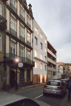 paula santos . residential building . Porto (1)