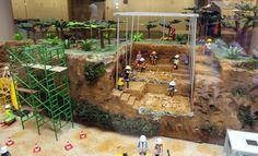 El Museo de la Evolución muestra en una exposición el mundo de Atapuerca visto desde la perspectiva de los 'Playmobil' – Paleontología – Noticias, última hora, vídeos y fotos de Paleontología en lainformacion.com