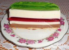 Kolorowy deser Marioli.
