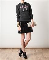 RODARTE | 'Radarte' Hooded Sweatshirt | Browns fashion & designer clothes & clothing