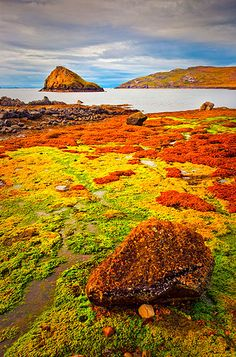 Tulm beach, Duntulm, Isle of Skye, Scotland