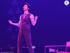 Kim Junmyeon, Suho Exo, Concert, Blog, Japan, Stage, Twitter, Photos, Pictures