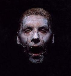 """Gottfried Helnwein (II) [Fotografía], Rammstein, """"Portada del álbum / Album Cover Sehnsucht"""", 1997."""