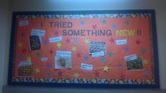 Kids @GlengarryE are encouraged to try new foods and get a star posted for doing so!!! #schoollunch @MetroSchools