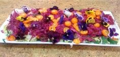 Pressed Salad with Sesame Umeboshi Tahini  #vegan #macrobiotic #gf