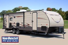 2017 Forest River Cherokee Grey Wolf 26RL for sale - Green Bay, WI | RVT.com Classifieds Travel Trailers For Sale, Rv For Sale, Forest River, Green Bay, Cherokee, Caravan, Recreational Vehicles, Wisconsin, Wolf