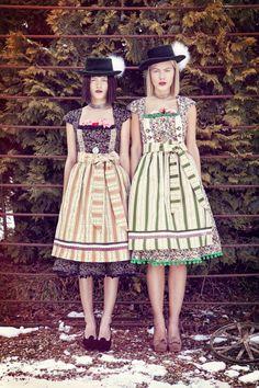 JAN&INA Designer Dirndl & Trachten Kollektion H/W 2015 › JAN&INA Trachten