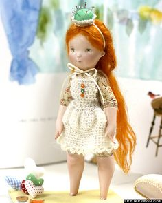 https://flic.kr/p/63wtBR | pin cushion girl | Pin Cushion Girl loves knitting and sewing.