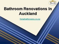 Are you looking for bathroom renovations In Auckland, NZ? 5 star bathrooms specialize in complete Auckland bathroom renovations and bathroom remodeling. #BathroomRenovationsAuckland #BathroomRenovations #5StarBathrooms Bathroom Renovations, Bathrooms, Auckland, Star, Bathroom, Full Bath, Bath, Bathroom Remodeling, Stars