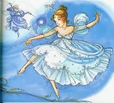 One of my favorite versions of Cinderella, because the illustrations are delightful! Illustrated by Hilary Knight!