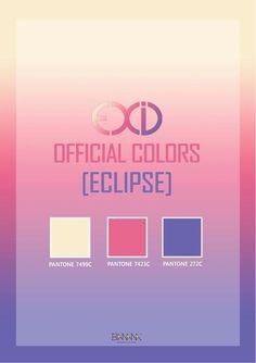 11 Best K Pop Fandom Colors Images In 2019 Kpop Pantone Colors