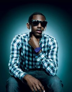 Fabolous (born John Jackson), hip-hop artist. He is known for songs Breathe, Can't Deny It, Young'n (Holla Back), Make Me Better, Trade It All, Can't Let You Go with Lil' Mo & Mike Shorey, Into You, with Tamia & Ashanti, Baby, Young'n (Holla Back), and Throw It in the Bag. He has been in a long-term relationship with stylist Emily Bustamante from Love & Basketball, who stated on the show he doesn't claim her publicly due to his image. He is also signed to Diddy's Ciroc Management company.