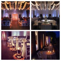 Vintage romantic wedding ceremony and reception at Ruby.