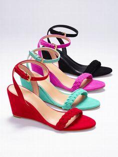 VS Collection NEW! Braided Mid-wedge Sandal #VictoriasSecret http://www.victoriassecret.com/whats-new/shoes/braided-mid-wedge-sandal-vs-collection?ProductID=94952=OLS_mmc=CJ-_-1909792-_-10561721-_-Victorias%20Secret%20Redirect%20Link?cm_mmc=pinterest-_-product-_-x-_-x