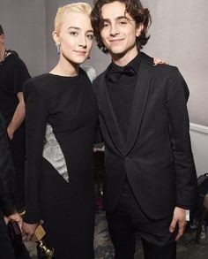 Timmy and Saoirse